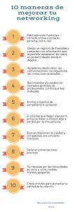 Infografia-emplehabilidad-empleabilidad-mejorar networking