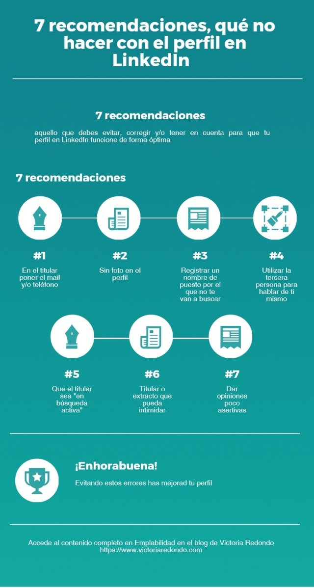 empleabilidad-empleo-linkedin-linkedin-mejorar-perfil-infografia