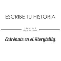 Algo que todo profesional debería hacer, escribir su historia. Entrénate en el Storytelling