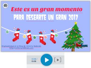 Video deseos nuevo año 2017