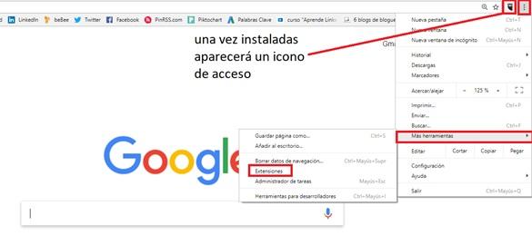 empleabilidad-empleo-google-chrome-extensiones-configurar-pantalla-victoria-redondo