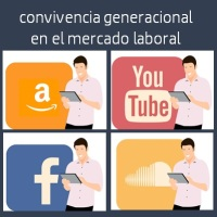 Diversidad generacional Baby Boomers, Generación X, Generación Y, Generación Z