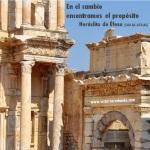 En el cambio encontramos el propósito Heráclito de Éfeso (540 AC-470 AC)